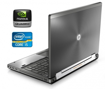 HP Elitebook 8570w Workstation!